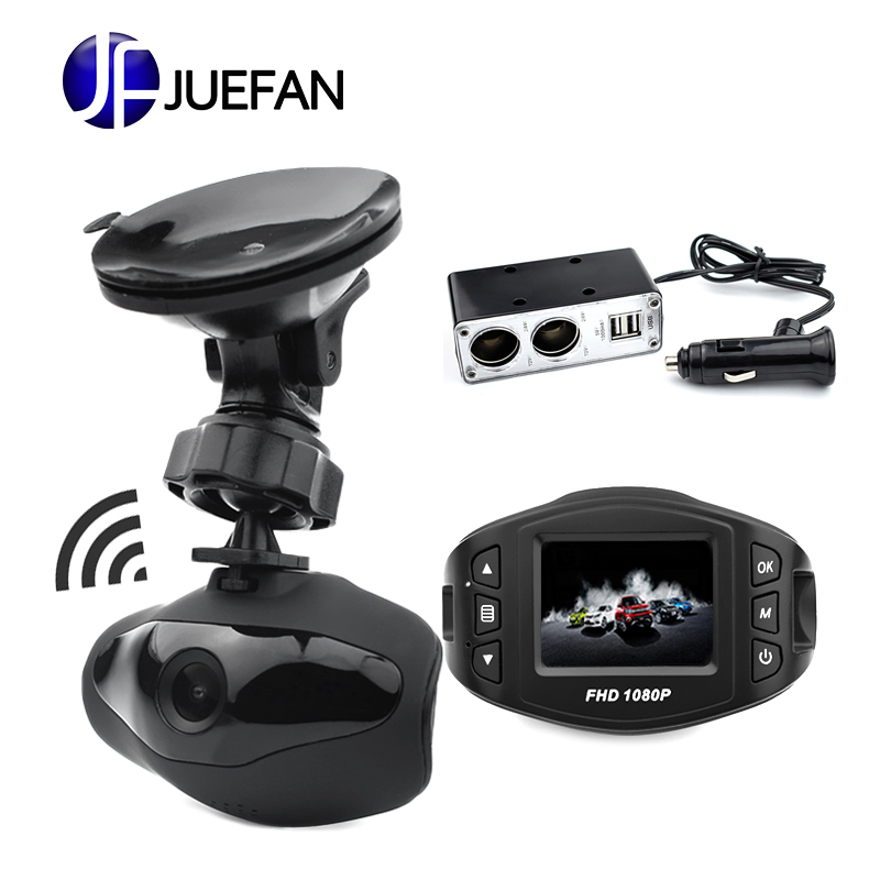 Newest Mini Full HD 1080P Video Recorder Car DVR Camera 24H parking monitoring Novatek 96658 WIFI Car DVRS Super Night Vision
