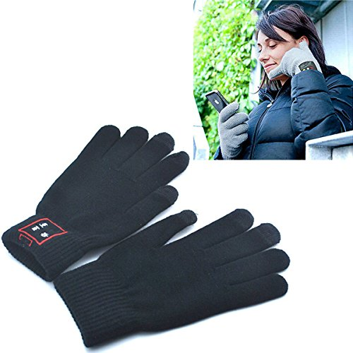 New Design Warm Bluetooth Gloves Touch Screen Mobile Headset Speaker For Andriod IOS все цены