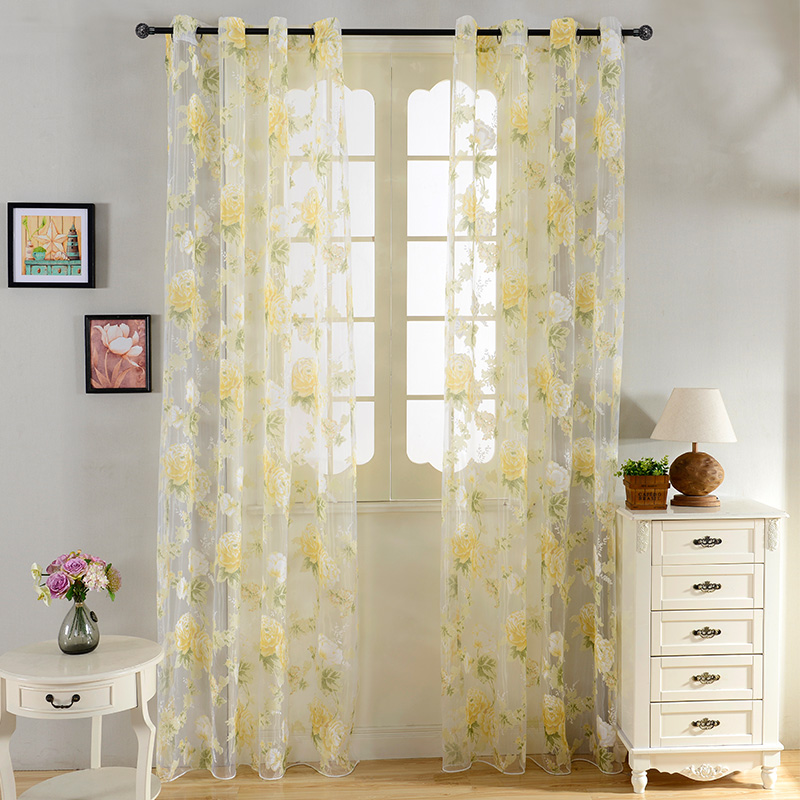 floral curtain p click almond laura ashley to yellow bloom x by hydrangea curtains pair expand light