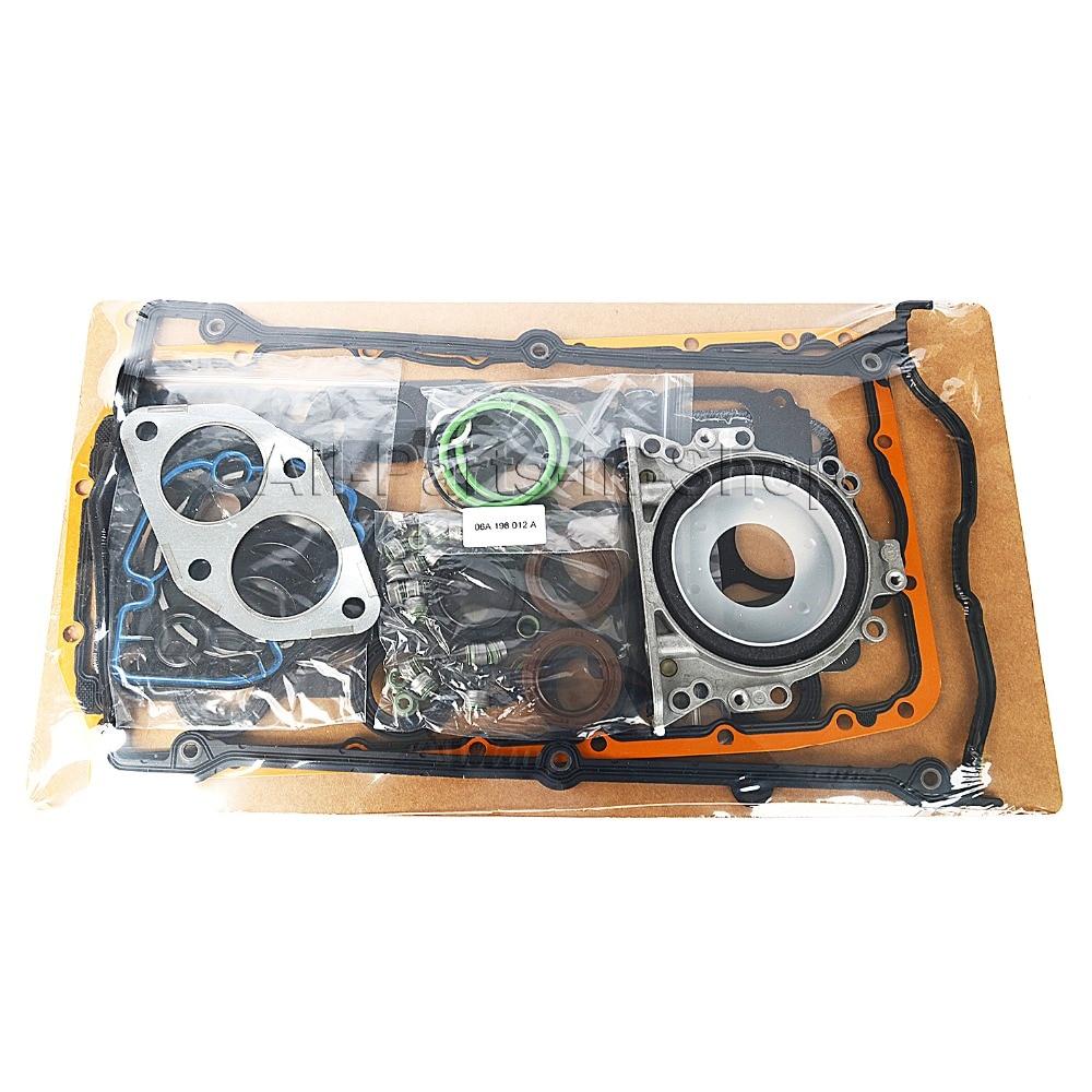 Двигатель головка цилиндра Комплект прокладок 06A198012A для А3 ТТ Альгамбра Леон Октавия Гольф Бора Жук Пассат, шаран, Джетта 1.8 Т 20В