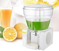 50L коммерческий Автомат для подачи холодных напитков автоматическая машина для Сока Напитков горячая и холодная двойная температура напит