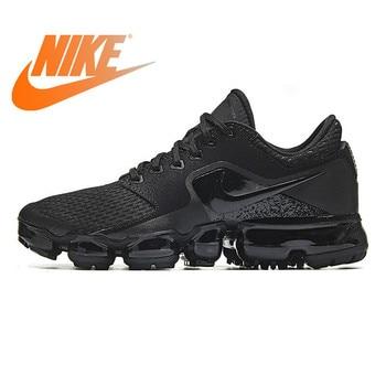 Original 2018 NIKE WoAir VaporMax zapatillas para correr para mujer de  corte bajo transpirable atletismo oficial Jogging zapatillas deportivas  AH9045 04bafe6c713d7