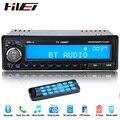 NOVO 12 V Bluetooth Jogador Rádio Do Carro FM Estéreo de Áudio MP3 USB autoradio 1 DIN SD AUX Auto Eletrônica teypleri oto rádio pará carro