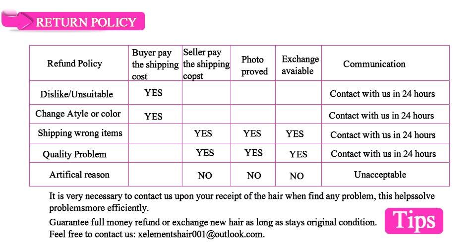 Brazilian Deep Wave Bundles with Closure 100% Human Hair Extensions with Closure Non-Remy 3 Bundles with Closure X-Elements Hair (6)