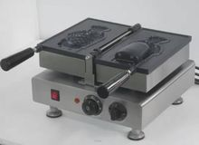 Free shipping 1 pcs Big Fish Waffle Maker Ice Cream Taiyaki Machine with Non stick surface