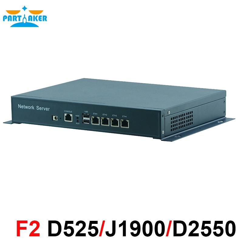 все цены на Desktop D525 4 LAN Network Firewall Network Security Computer Router Firewall Motherboard Firewall Appliance онлайн