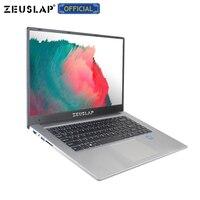 ZEUSLAP новый 15,6 дюймов 6 ГБ оперативная память двойной диски 1920*1080 P ips экран оконные рамы 10 системы Быстрая загрузка дешевые нетбук ноутбук тет...