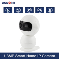 CCDCAM Multi Use Smart Home Security HD WIFI Camera Camcorder 1280 960 1 3MP Max 64Gb