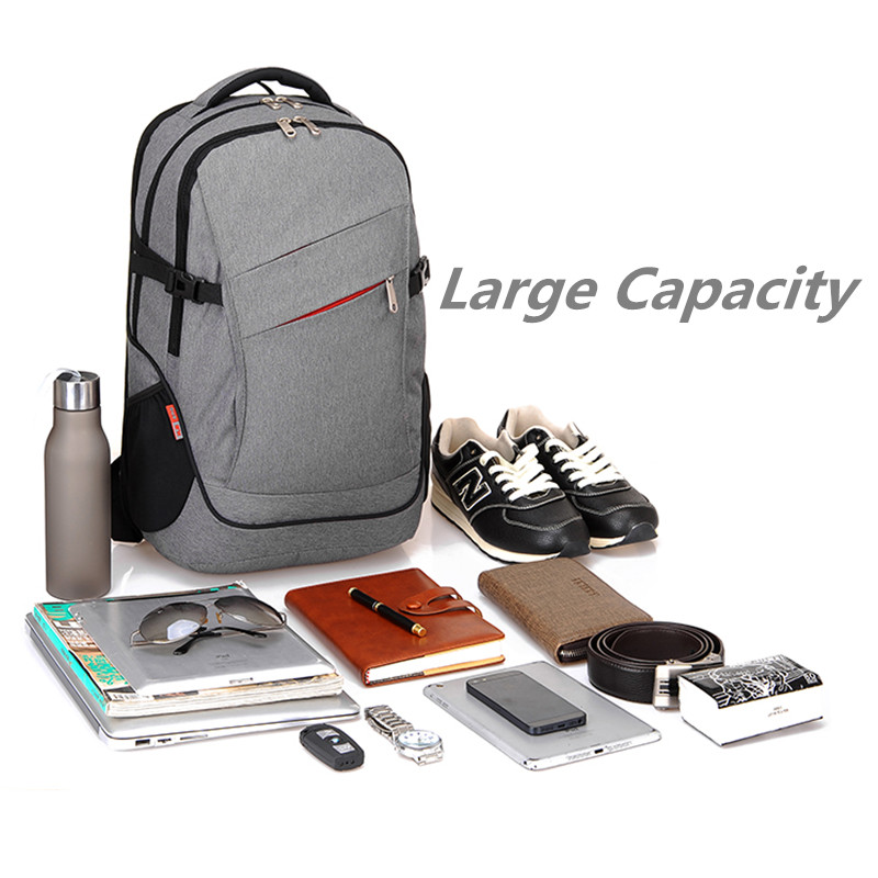 Fashion Laptop Travel Bags 17.3 Inch Casual Hiking Backpacks Bag 15.6 17.3 inch Waterproof Notebook Backpack Bag Laptop Sleeve