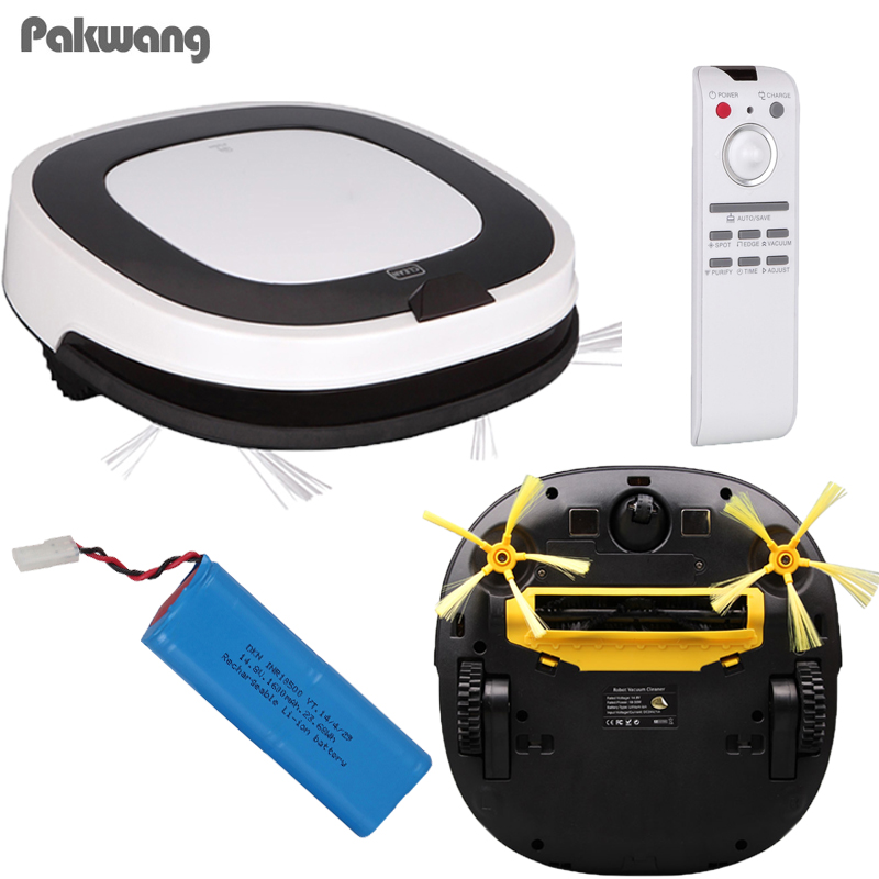 Intelligent Robotic Home Appliances D5501 Vacuum Cleaning For Floor Big Mop With Water Tank, 2 Suction Nozzle, Auto Aspirador multifunctional intelligent robotic vacuum cleaner for home big suction nozzle remote control planned cleaning route fr e