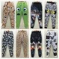 De los hombres de hip hop de moda 2015 Nuevas mujeres Animal 3d Impreso mens joggers pantalones casual pantalón Casual para los hombres Envío Libre
