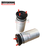 Luftfederung 2pcs Suspension Air Spring Front Air Shock Repair Kit For Land Rover Discovery 3 LR4 LR3 REB500060 REB500190