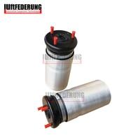 Luftfederung 2pcs Suspension Air Spring Front Air Shock Repair Kit For Land Rover Discovery 3 LR4 LR3 REB500060 REB500190