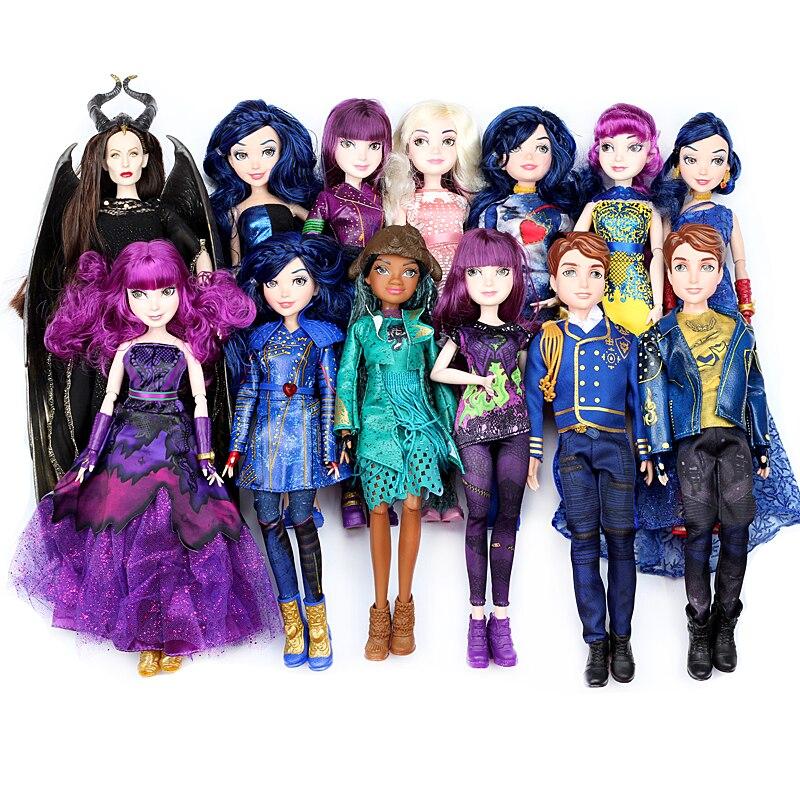 Disney New Original Descendants 2 girl doll Josephina