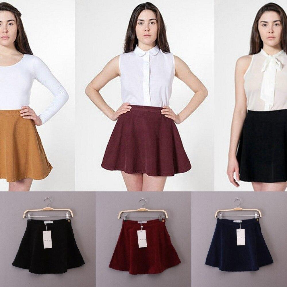 A Line Skirts