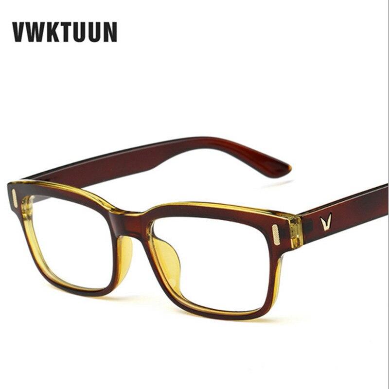 VWKTUUN Eye Glasses Frames For Women Optical Eye Glasses Myopia ...