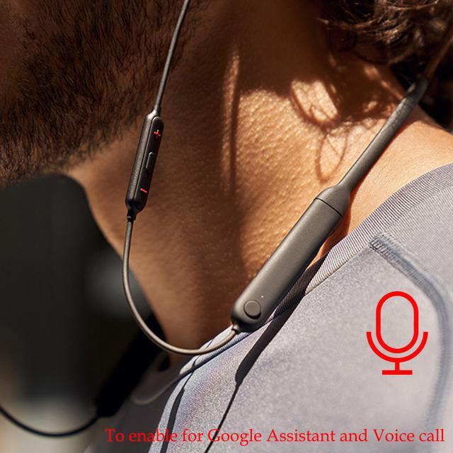 Original OnePlus Bullets Wireless Magnetic control Earphones In-Ear bluetooth Earphone Mic Oneplus 5T 5 6 6t Mobile Phone earbud