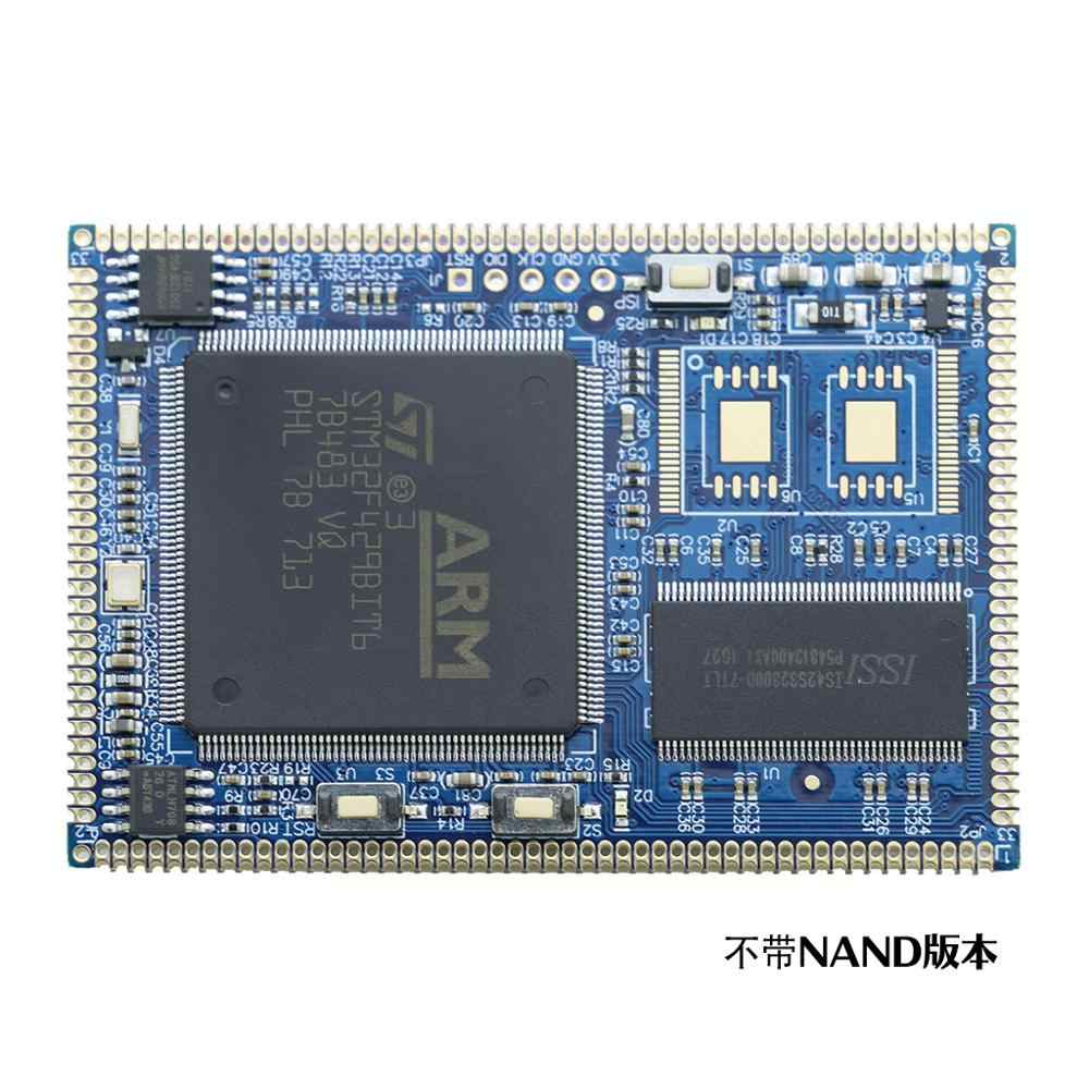 Detail Feedback Questions about STM32F429BI core board SDRAM SPI NOR