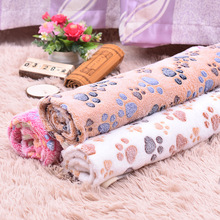 Warm Coral Fleece In Autumn and Winter Articles Blanket Dog Kennel Pad Wholesale