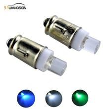 2Pcs BA7S LLB281 GLB281 LED Car Light Reverse Light Bulb Turn led Lamp Warning Lamp White 12V Blue Green creative led light bulb keychain green white