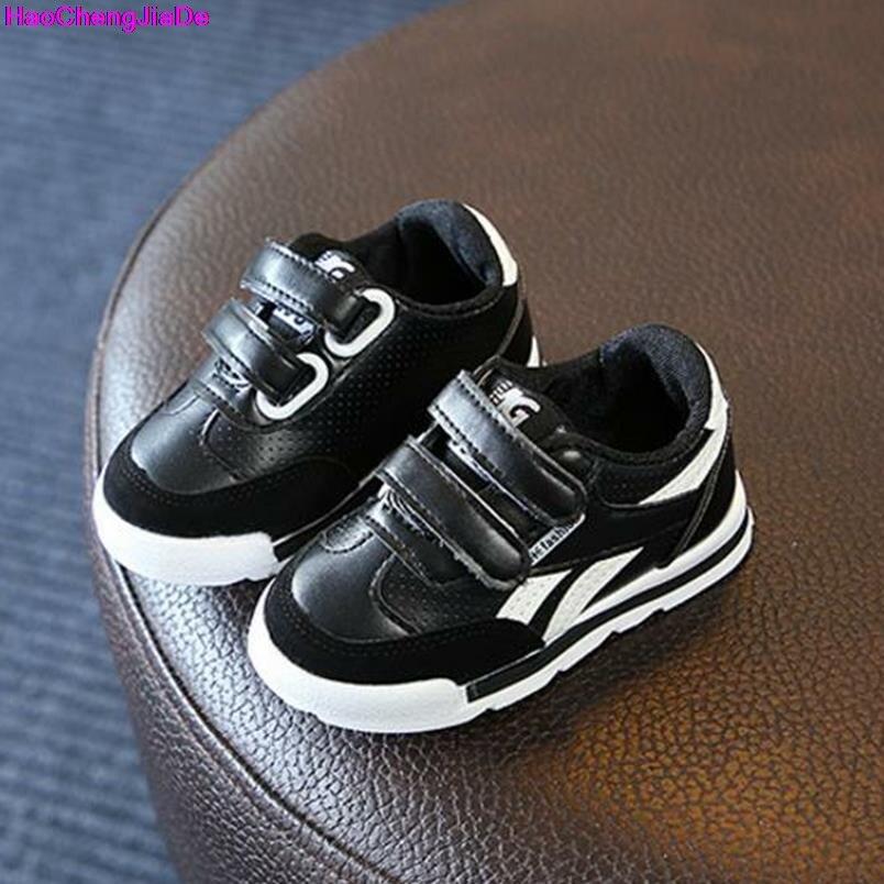 676913e9 HaoChengJiaDe niños zapatos casuales zapatos deportivos niños zapatillas de  deporte de Otoño de primavera suave funcionamiento bebé niñas zapatillas de  ...