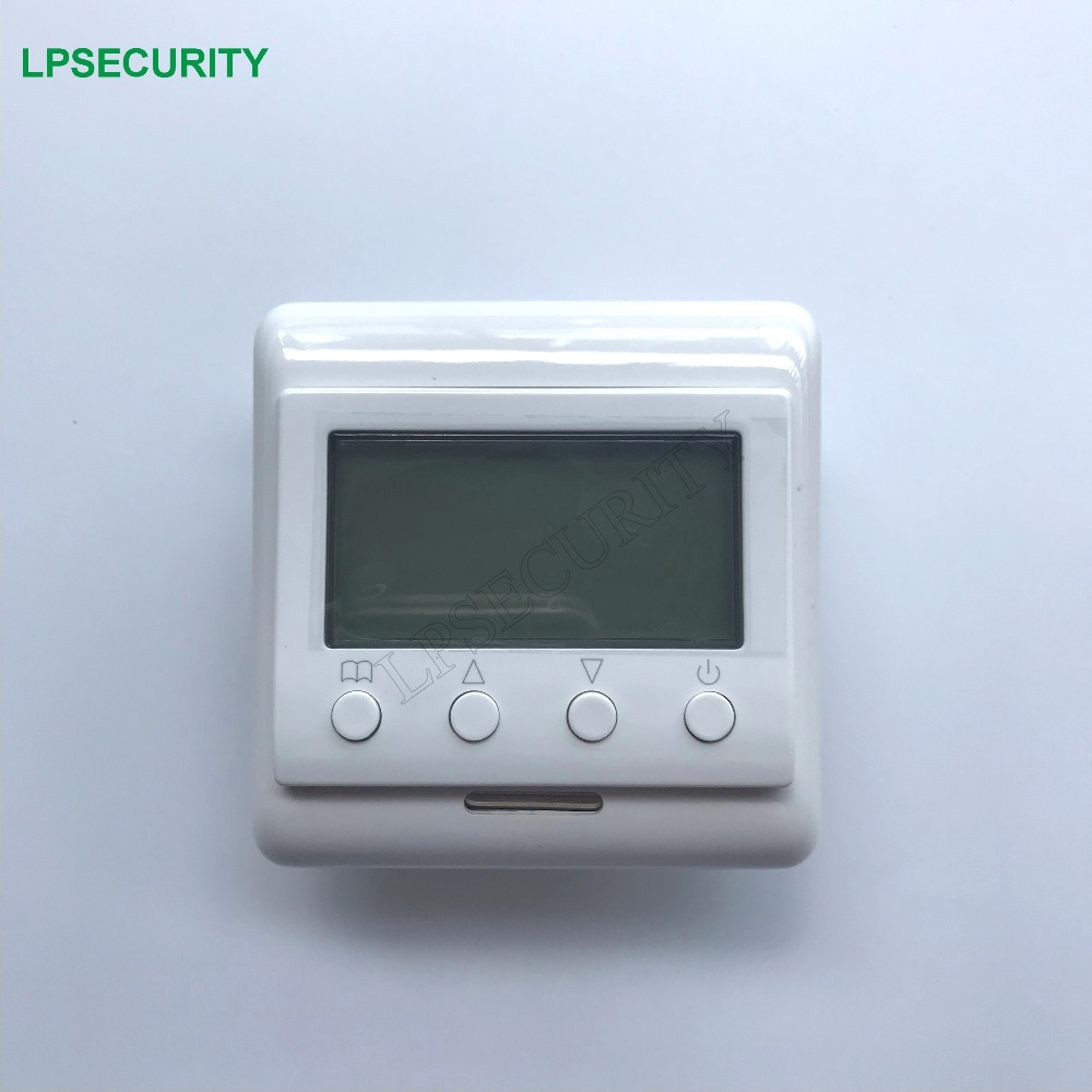 Aliexpress Com Buy Z Wave Plus Thermostat Floor Heating