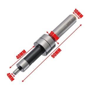 Image 4 - 1pc 고정밀 hss 기계 가장자리 파인더 CE 420 기계 측정 도구 속도 섕크 10mm 팁 4mm cnc 밀링 mayitr