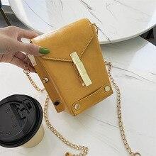 Female Crossbody Bags For Women 2019 Quality PU Leather Luxury Handbags Designer Sac A Main Ladies Rivet Shoulder Messenger Bag