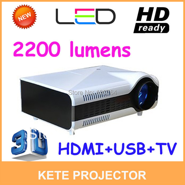 New arrival! home theater video mini projector full hd, Fashionable & Dust proof design, Compatible TV system NTSC, Secam, PAL