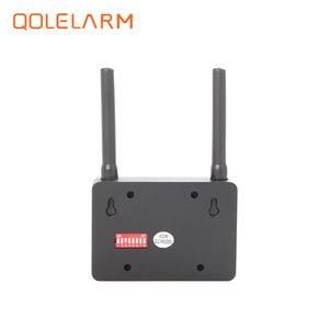 Image 4 - 433 Mhz báo động Không Dây lặp tín hiệu truyền tải và tăng cường tín hiệu của cảm biến báo mở rộng cho chúng ta hệ thống báo động