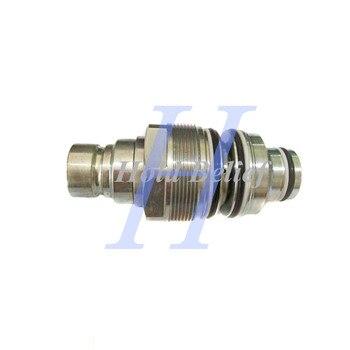 Flat Face Male Hydraulic Coupler 7246799 For Bobcat E32 E32i E34 E35 E35i E42 E45 E50 E55