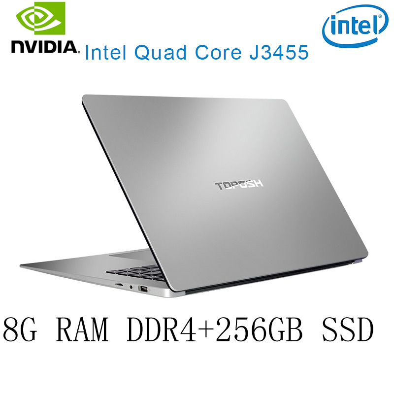 ram 256g ssd P2-40 8G RAM 256G SSD Intel Celeron J3455 NVIDIA GeForce 940M מקלדת מחשב נייד גיימינג ו OS שפה זמינה עבור לבחור (1)