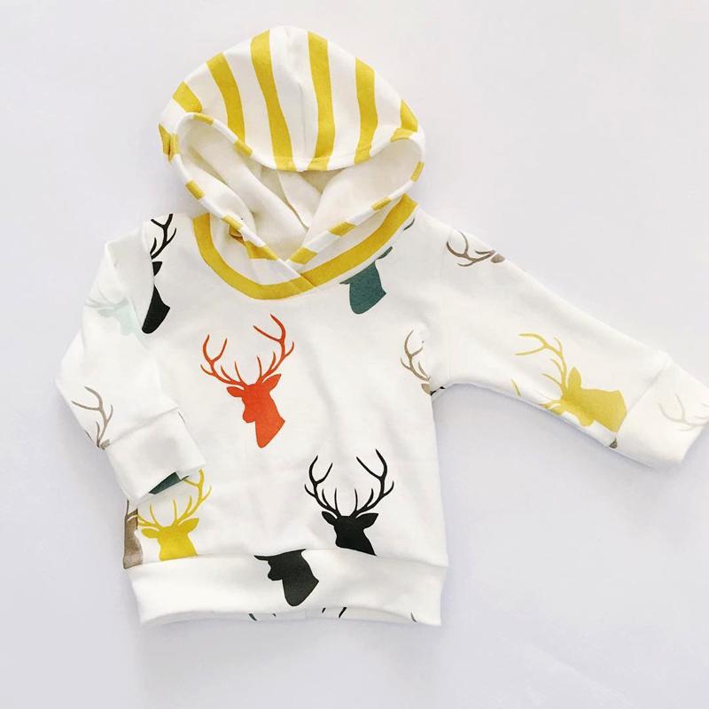 Animals Print Baby Boy Clothes Set