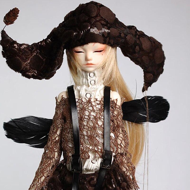 Chateau Colin dc 1/4 harz modell mode figur lol spielzeug für mädchen Blyth bjd puppen