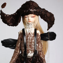 Chateau Colin dc 1/4 resin model fashion figure lol toys for girls Blyth bjd dolls(China)