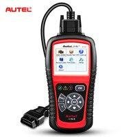 Original Autel AL519 OBD2 Scanner Car Diagnostic Tool AutoLink AL519 OBD ll Scan Tool Code Reader EOBD Diagnostic Tool Scanner