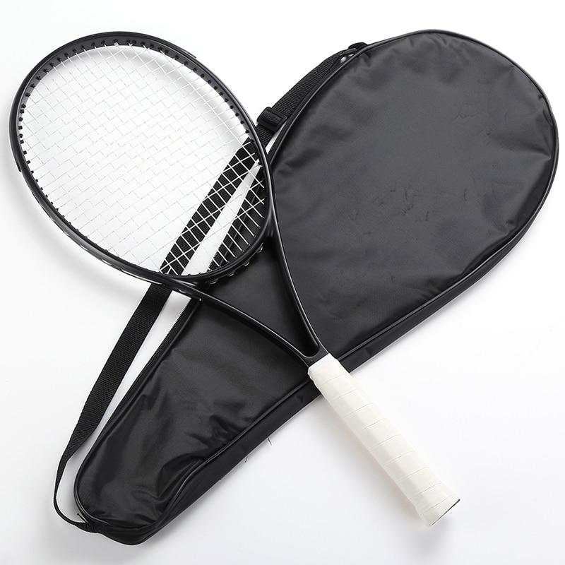 tenis raketi kafa boyutu - Blade98 Carbon Fiber tennis racket HEAD SIZE 98 sq.in. black Racquet Foamed handle 4 1/4,4 3/8,4 1/2 with bag