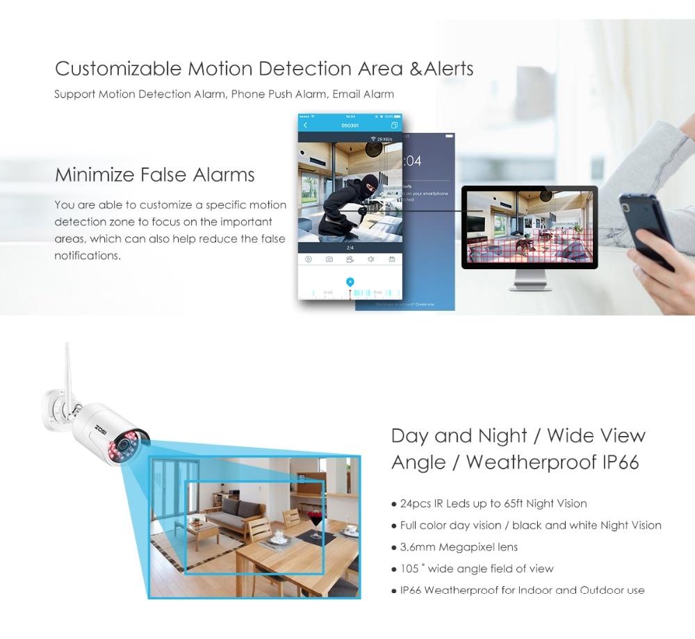 home camera system 1080P+NVR_06