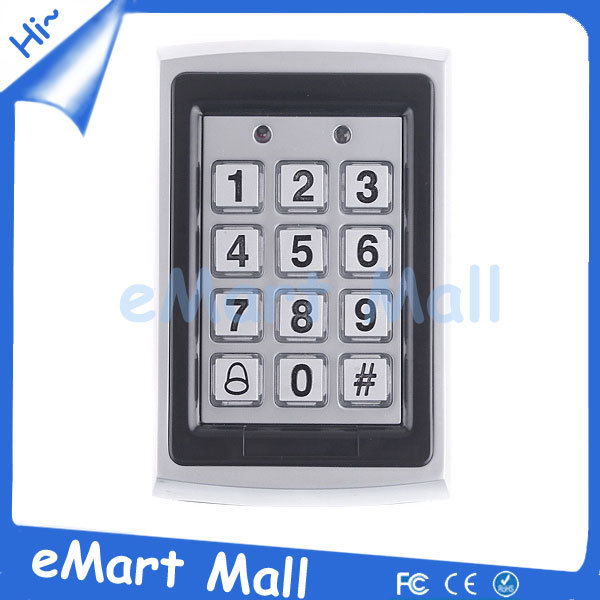 Wholesale Metal Proximity RFID Door Controller Password Keypad Access Control System