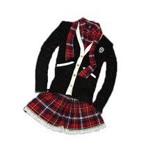 Brdwn Cyuunibyou Demo Koigashitai Girls Takanashi Rikka Cosplay Dress School Uniform недорого