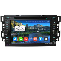 Octa Core 7 Android 6.0 4GB RAM 32GB ROM 3G/4G WIFI DAB+ Car DVD Player Radio For Chevrolet Captiva Matiz M200 M250 Aveo T200