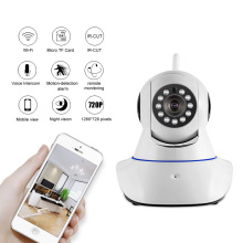 720P Security Network WIFI IP camera Megapixel HD Wireless Digital Security camera IR Infrared Night Vision alarm system