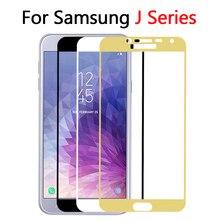 Защитное стекло для samsung J8 J4 J6 plus J5 J3 J5 J7 J2 Pro закаленное защитное стекло для экрана Galaxy J 4 6