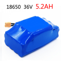 36V electric scooter / balance car battery 36V 5.2ah lithium battery for 2 wheel self-balancing scooter fit 6.5