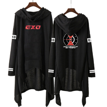 EXO Hooded Dress (36 Models)