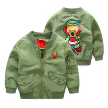 Children Jackets 2016 New Boys Spring Coat High Quality