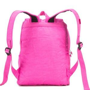 Image 4 - TEGAOTE mały plecak dla nastoletnich dziewcząt Mochila Feminina plecaki damskie kobiece solidne nylonowe plecak podróżny na co dzień Sac A Dos