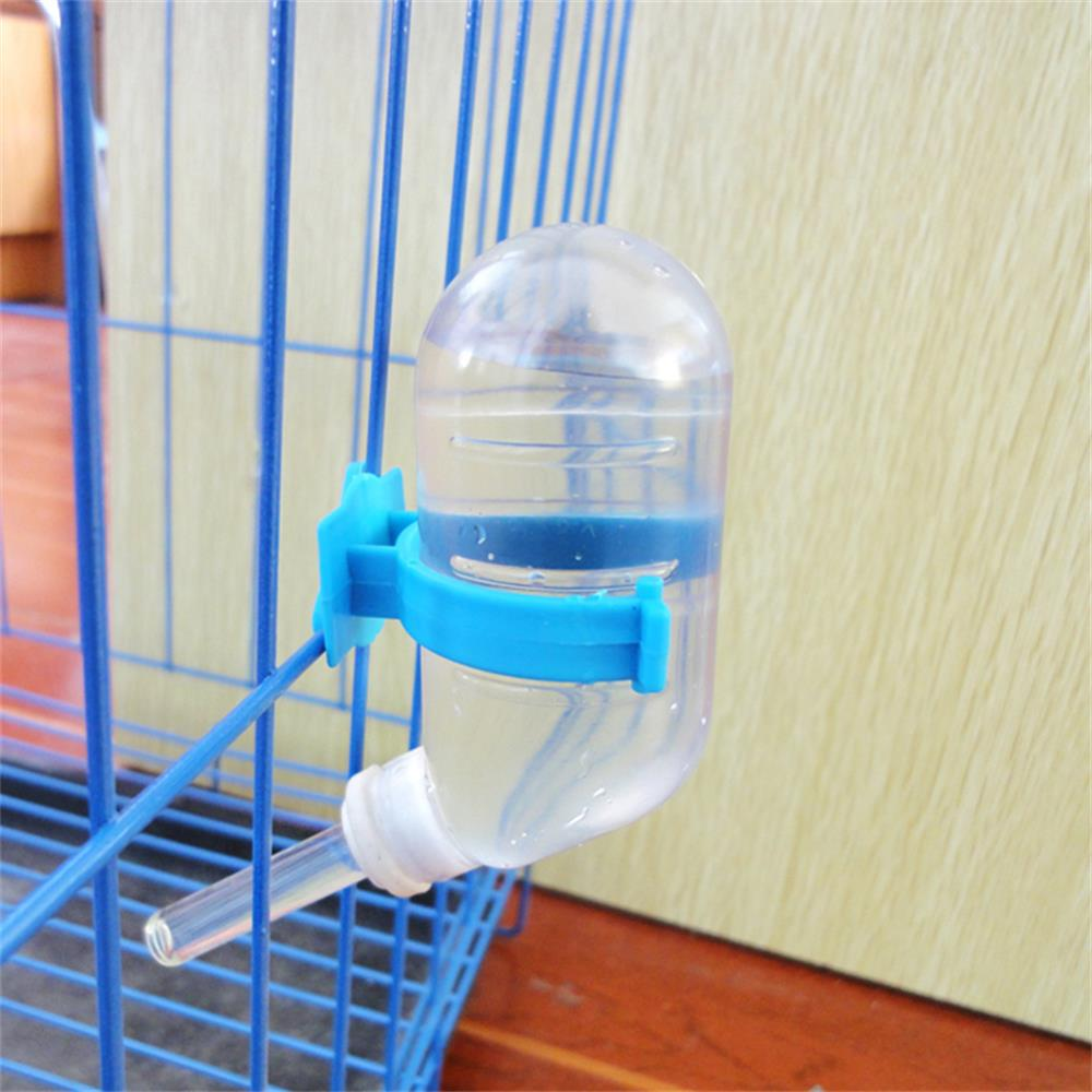 Can Hanging Cage Leak Proof Small Pet Water Bottle Hamster Cages  Accessories Kettle Small Animals Feeding Watering Supplies on  Aliexpress com |