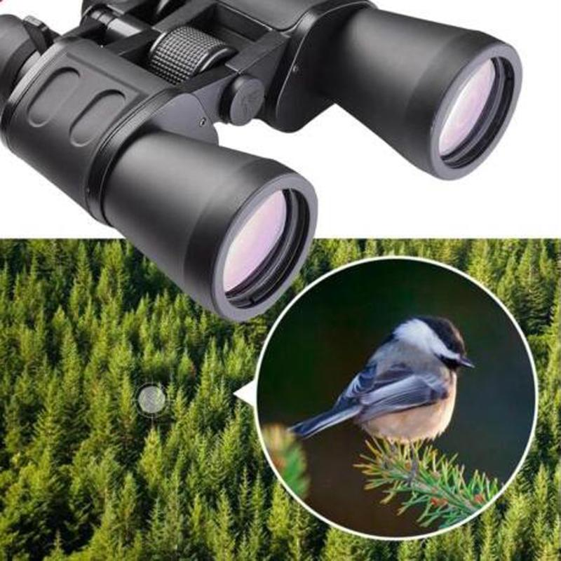 10 180x100 High Definition Long Range Zoom Binocular Waterproof Day Night Vision Precision Focus Telescope for Camping Hunting