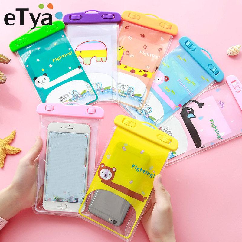 eTya Portable Men Women Travel Accessories Travel Beach Swimming Waterproof Bag Phone Pouch Case Underwater Dry  Phone CovereTya Portable Men Women Travel Accessories Travel Beach Swimming Waterproof Bag Phone Pouch Case Underwater Dry  Phone Cover